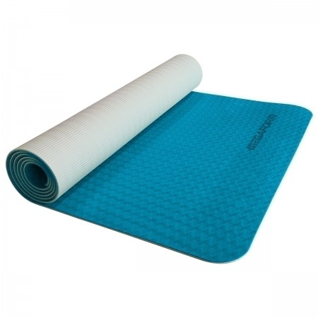 Performance tweekleurige yogamat