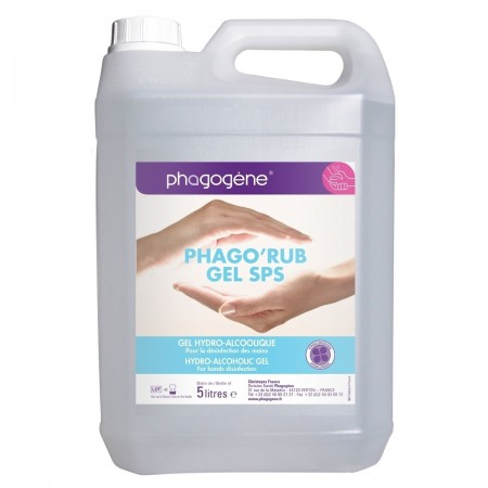Hydroalcoholische handgel - 5L fles