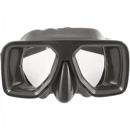 Duikmasker Ocean junior - zwart/grijs