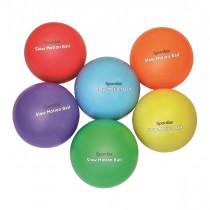 Set van 6 development ballen