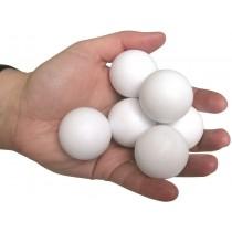 Set van 10 ballen tafelvoetbal