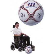 Rolstoel voetbal