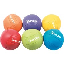 Set van 6 Squashy ballen