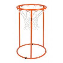 Draagbaar basketbaldoel
