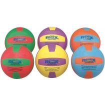Set van 6 Max volleyballen