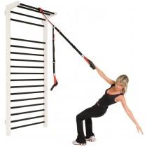 Trainingssysteem met ophanging