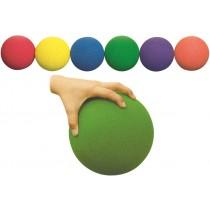 Set van 6 schuimballen