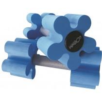 Aqua Halters-Bloem