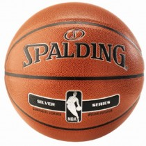 Basketbal Spalding Silver In/Outdoor maat 7