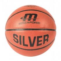 Basketbal Megaform Silver maat 7