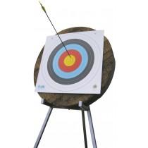 Berschermingsnet voor boogschieten