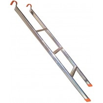 Ladder voor trampoline