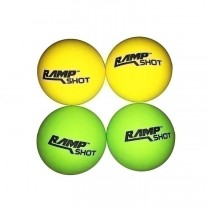 Set van 4 RampShot vervangingsballen