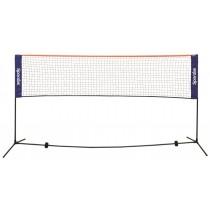 Draagbaar badminton & mini-tennis net