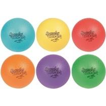 Set van 6 Super Securit terreinballen
