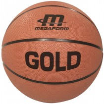 Basketbal Megaform Gold maat 7