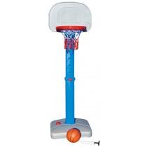 Regelbaar kinderbasketbal torentje