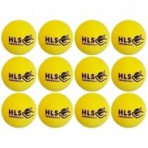 Set van 12 ballen voor Blind Tennis