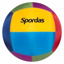 Reuze veelkleurige Spordas bal