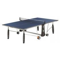 Sporttafel 250 indoor blauw