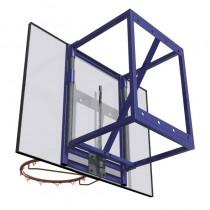 Basketbaldoel voor training