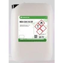 Virusdodend ontsmettingsmiddel voor oppervlakken Mida SAN - fles 5L