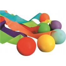 Set van 6 komeetballen