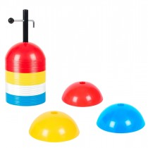 Set van 40 markeringsbollen