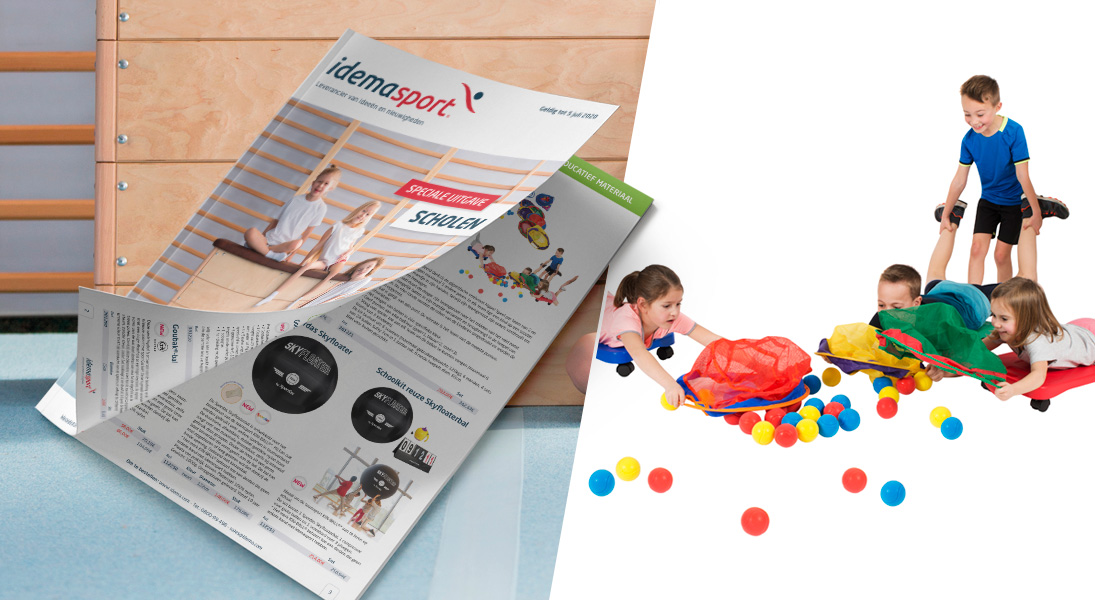 Catalogus Idemasport - speciale uitgave SCHOLEN 2020