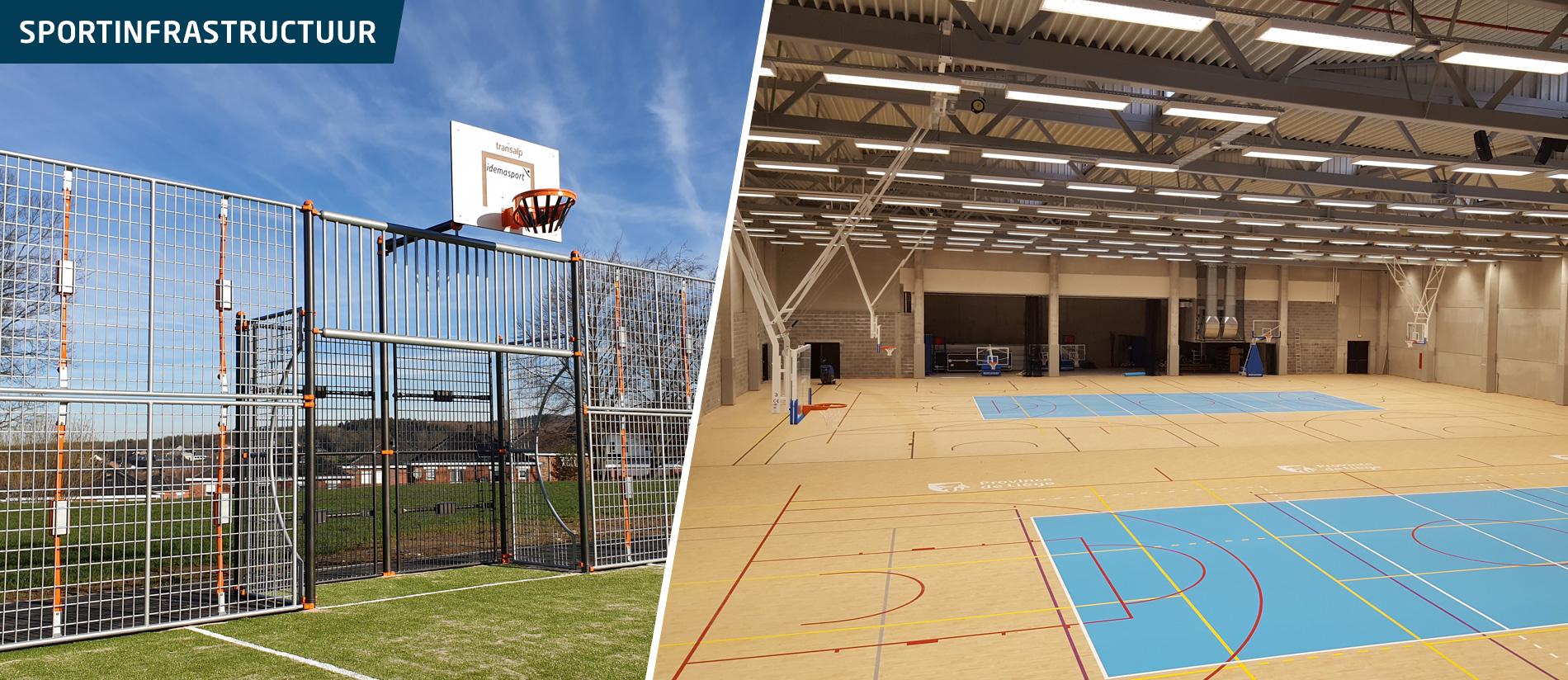 Sportinfrastructuur | Idema