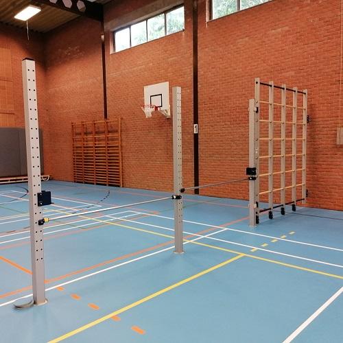 Sportuitrustingen in Hasselt