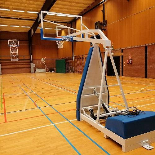 Basketbaldoelen in Herentals