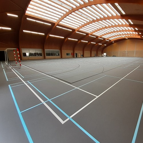 Sportuitvloer en sportuitrusting in Kortenberg
