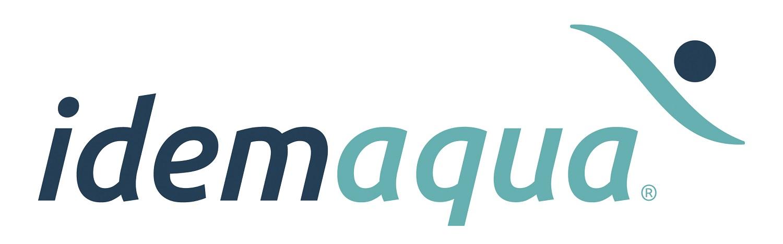Logo leverancier van sportuitrustingen Idemaqua